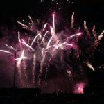 Feuerwerk Debrecen