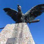 Die Adler Statue
