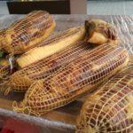 Ungarischer geräucherter Schinkenspeck