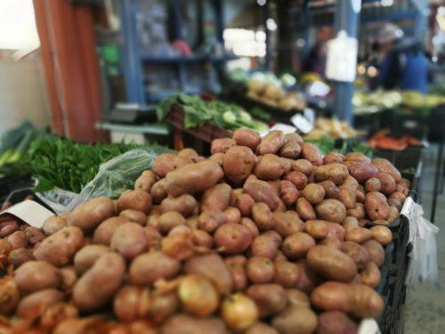 Ungarisches Gemüse ist gut und günstig - Foto: Flying Media