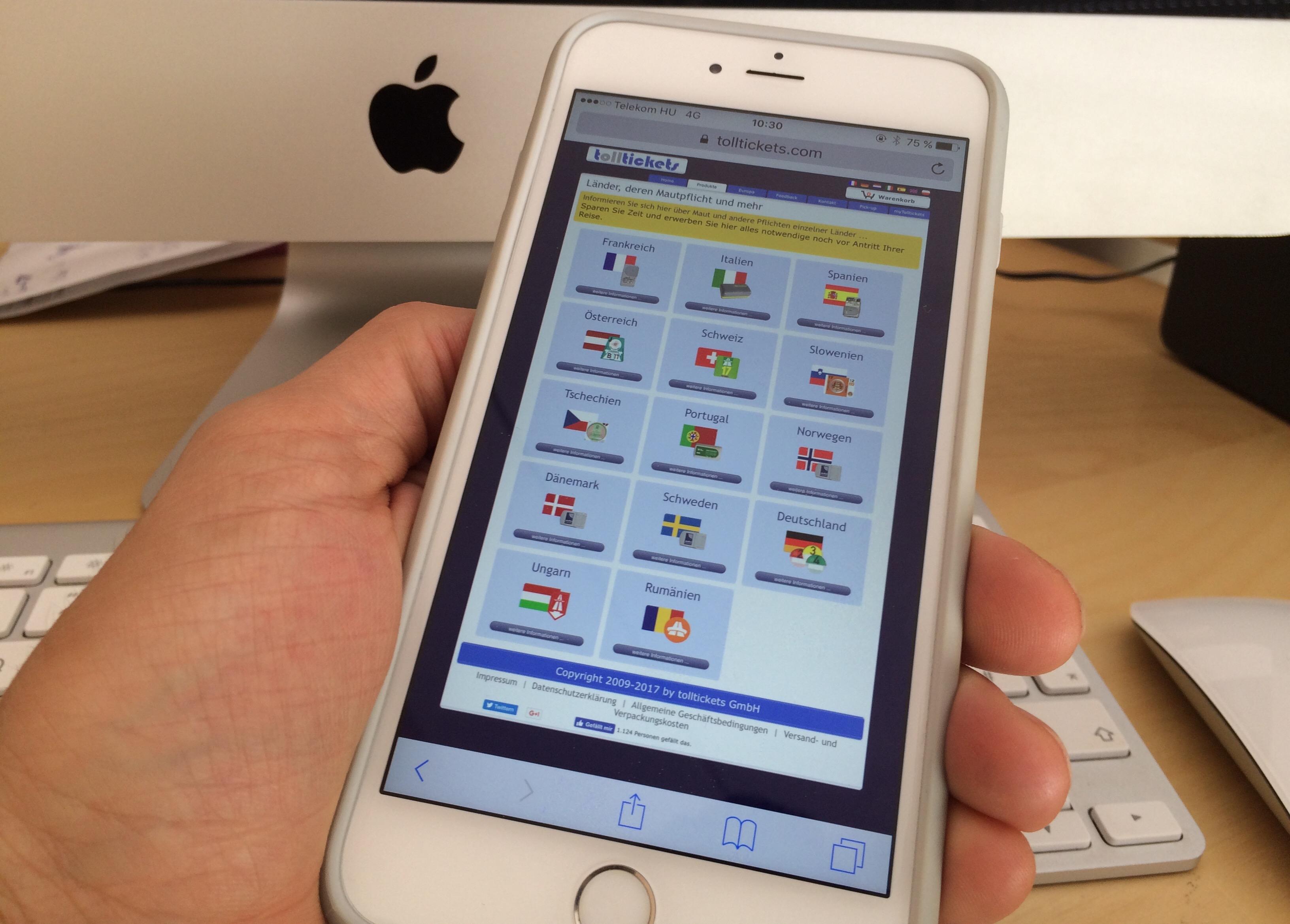 Ungarische E-Vignette auch online registrieren und bezahlen | Ungarn ...