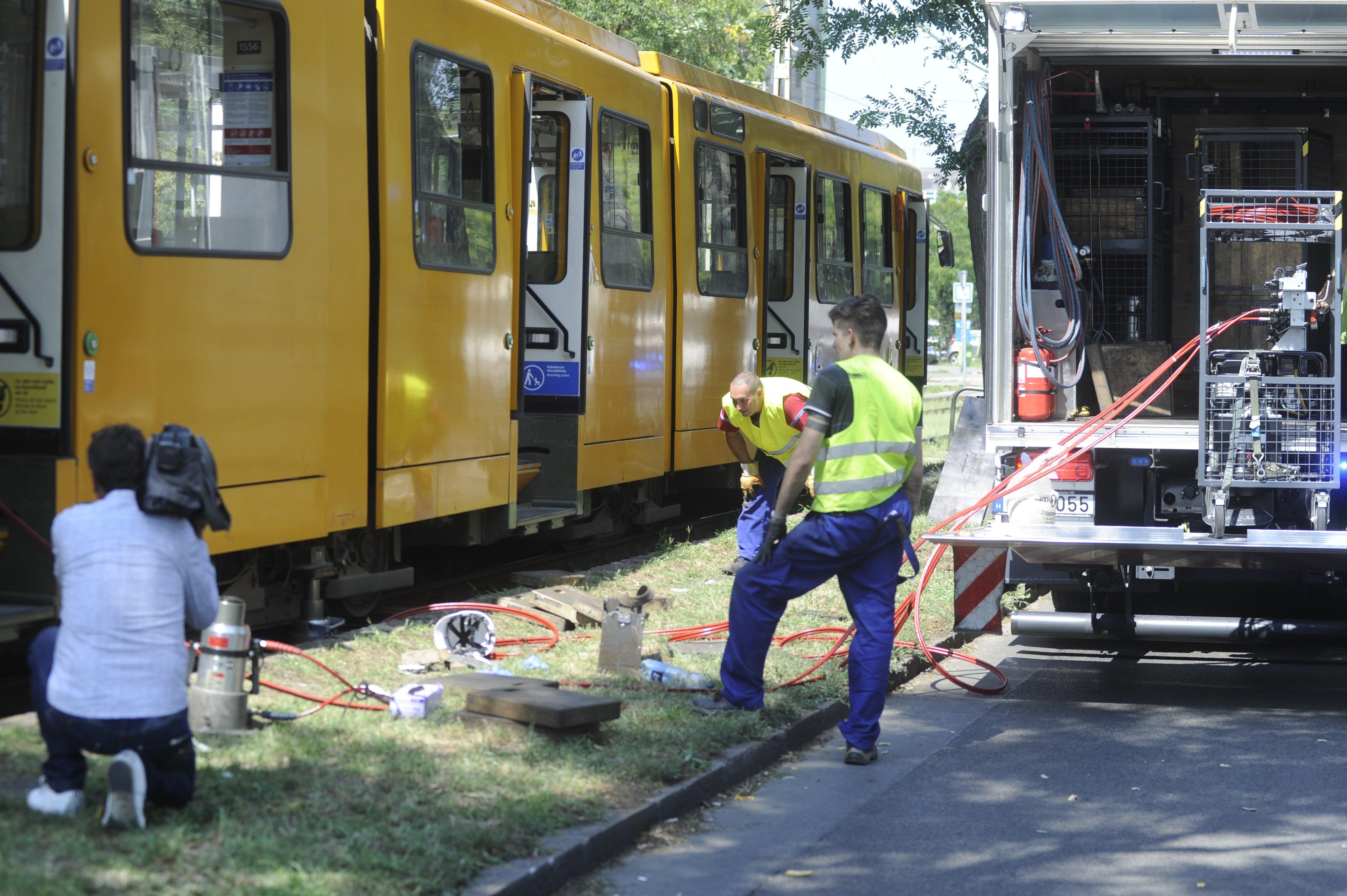 Schrecklicher Unfall in Budapest   Ungarn-TV.com   Reisemagazin ...