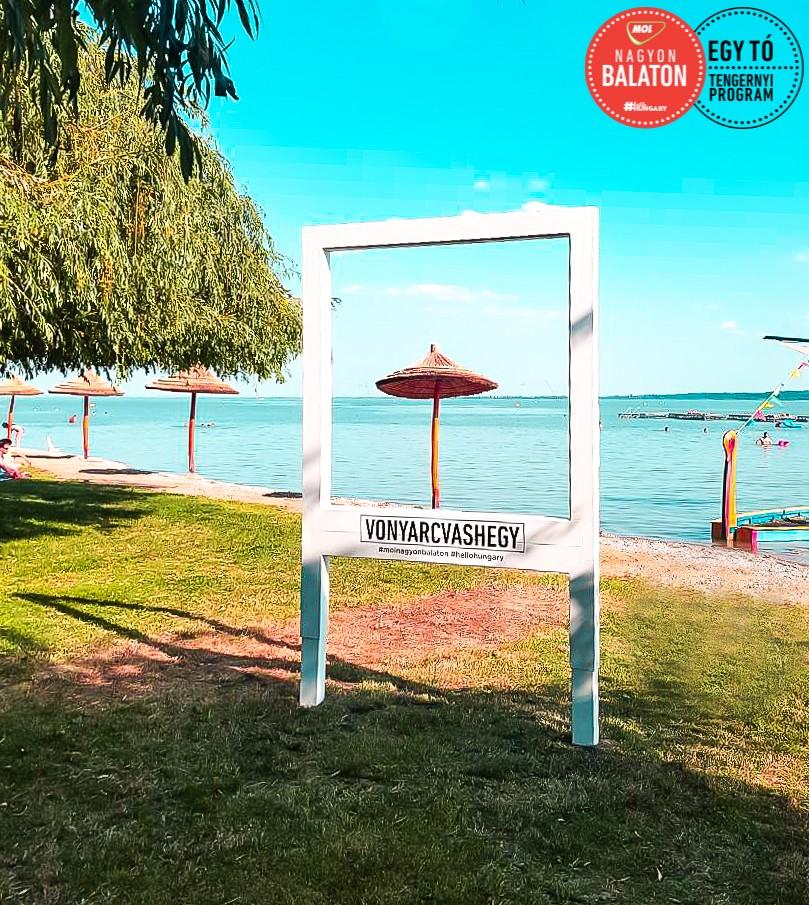 Panorama-Rahmen rund um den Plattensee | Ungarn-TV.com ...