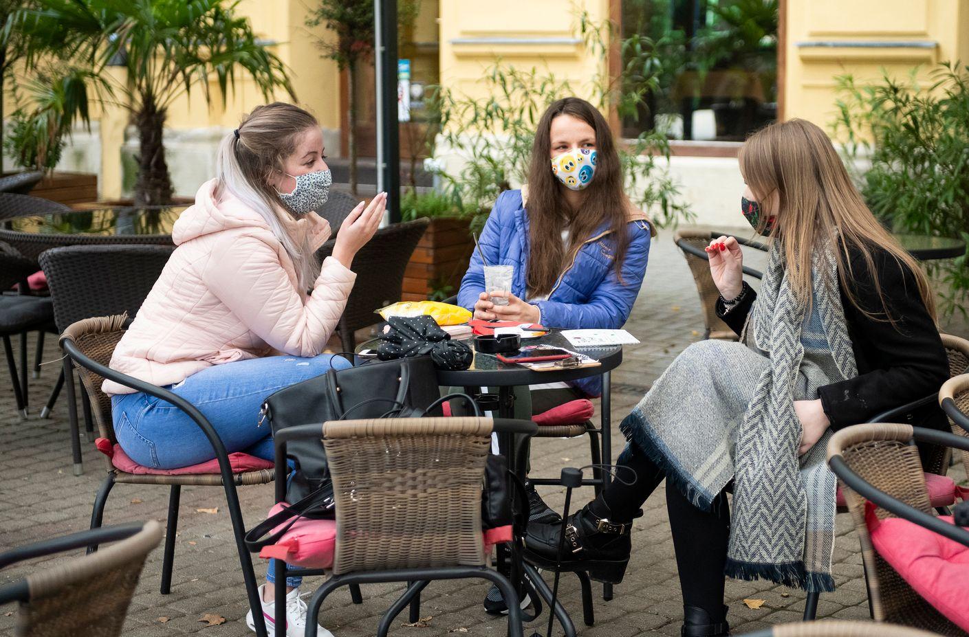 Restaurant Maskenpflicht